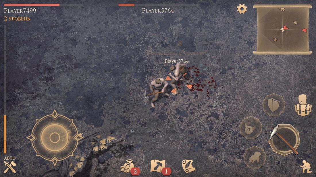 Скриншот #16 из игры Grim Soul: Dark Fantasy Survival