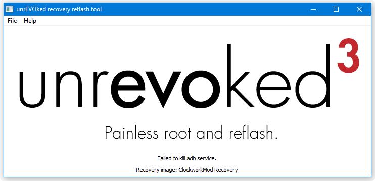 Скриншот #1 из программы UNREVOKED3