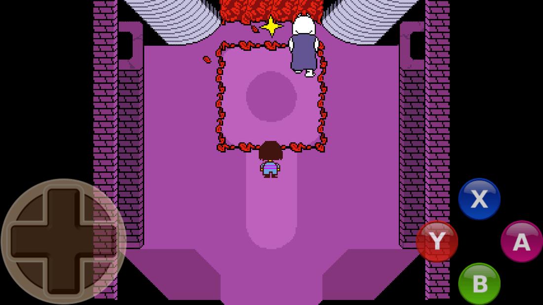 Скриншот #19 из игры Undertale