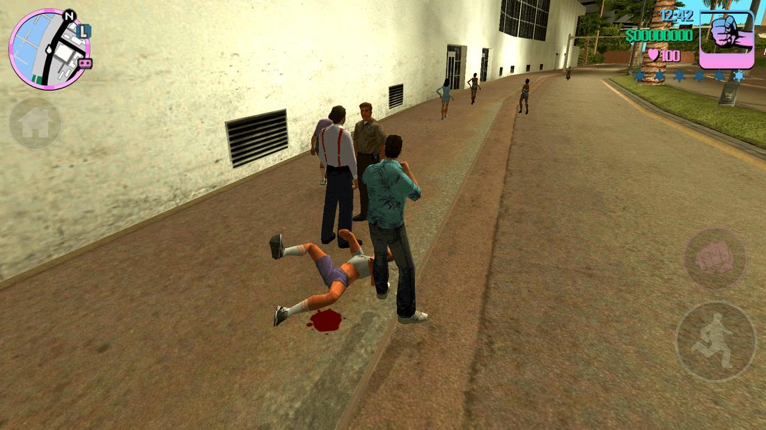 Скриншот #20 из игры Grand Theft Auto: Vice City