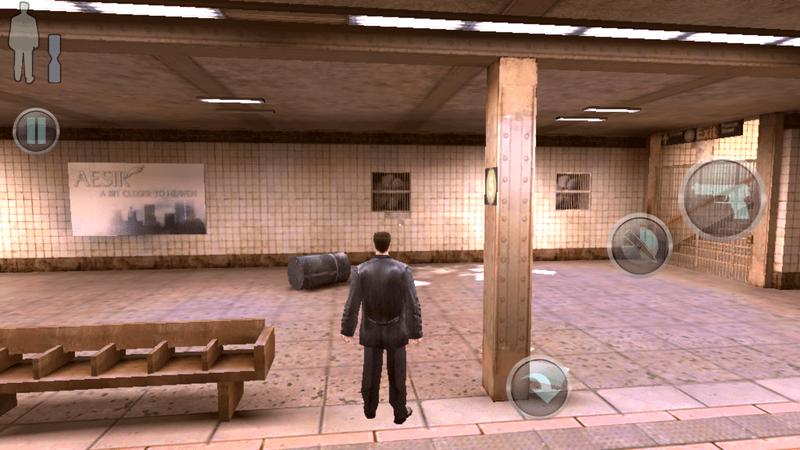 Скриншот #8 из игры Max Payne Mobile
