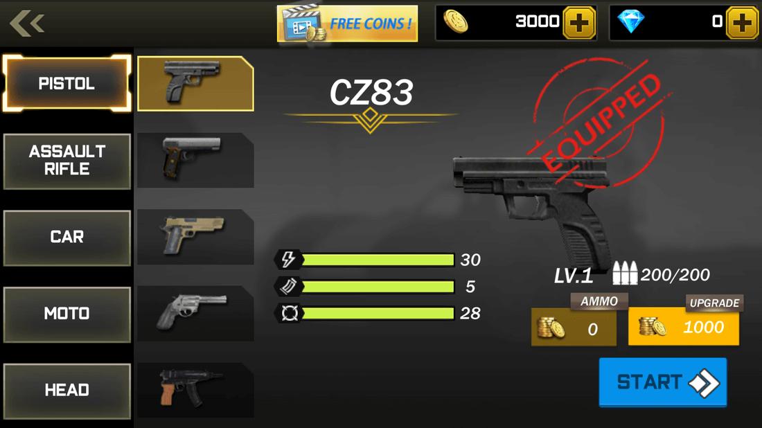Скриншот #12 из игры Vegas Crime City