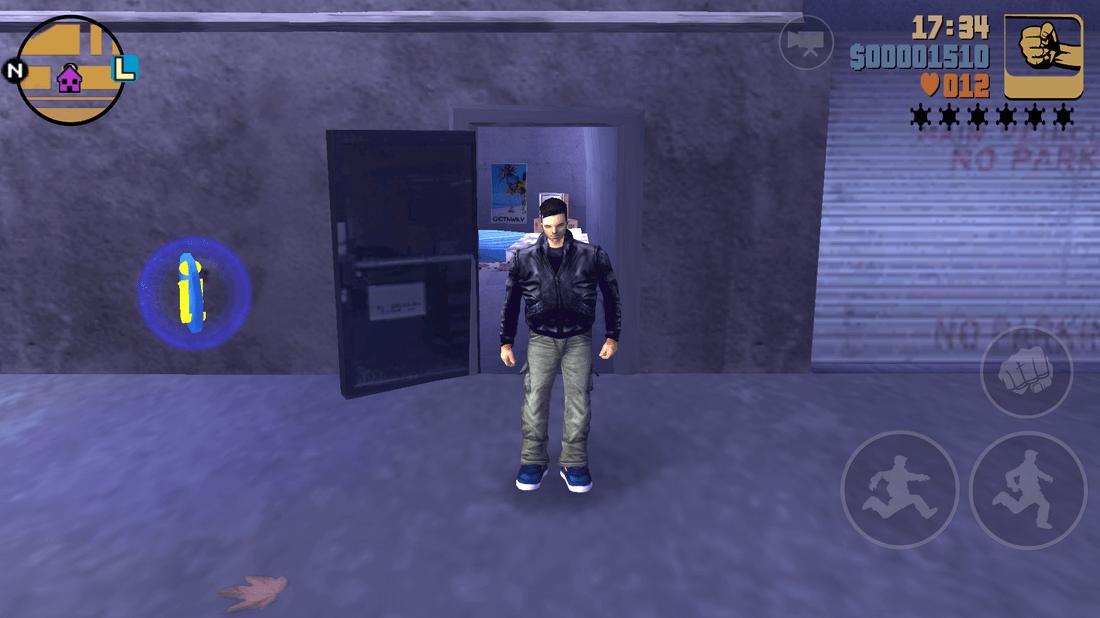 Скриншот #17 из игры Grand Theft Auto III