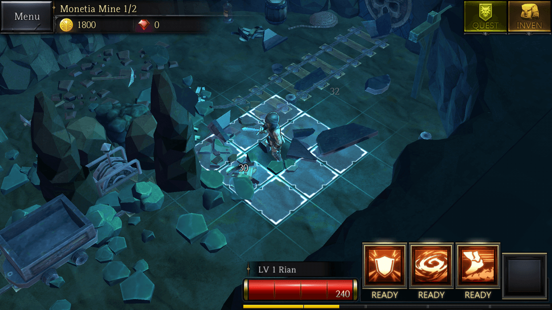 Скриншот #19 из игры Rogue Hearts