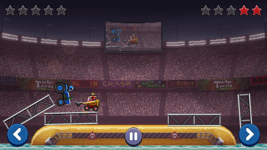 Скриншот #4 из игры Drive Ahead!