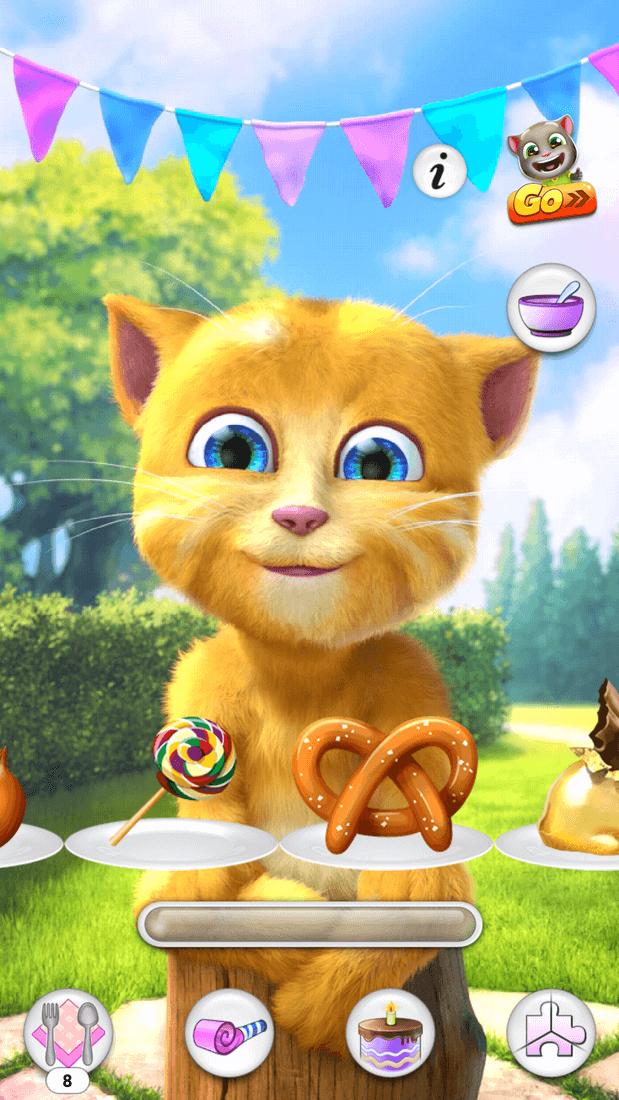Скриншот #6 из игры Talking Ginger 2