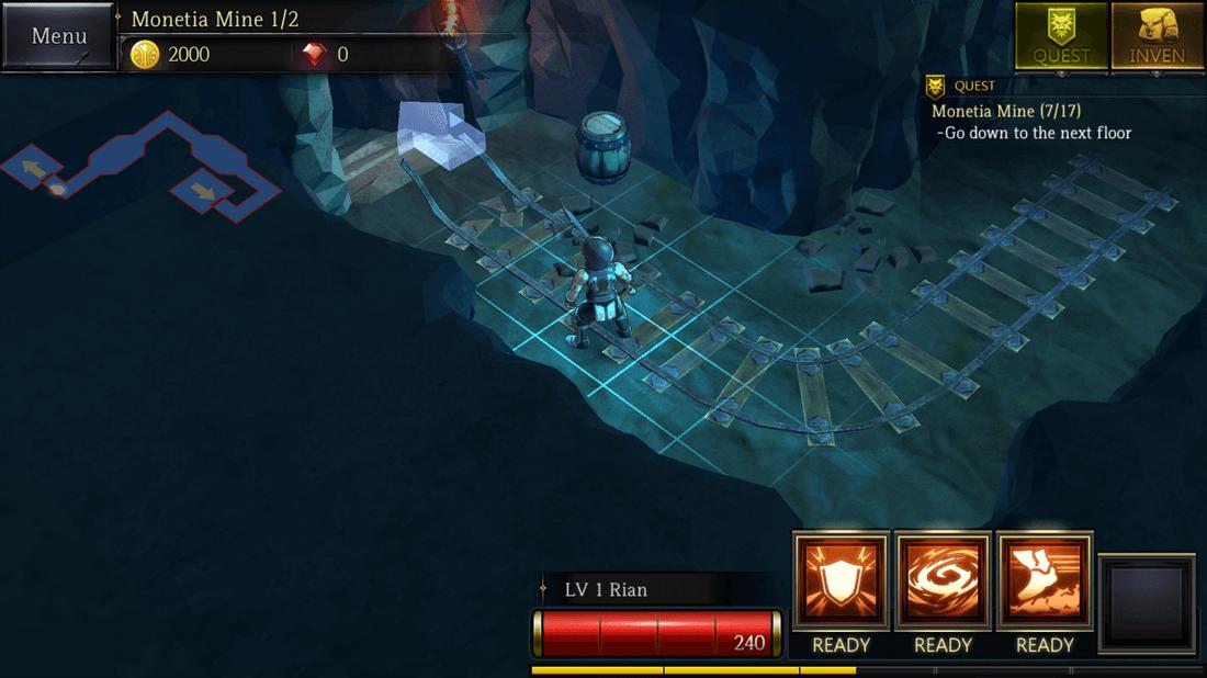 Скриншот #21 из игры Rogue Hearts