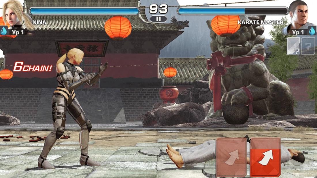 Скриншот #25 из игры TEKKEN™